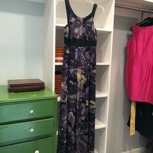 BCBG Long dress beautiful colors EUCSize 12